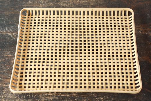 竹のトレー 清水貴之 大分