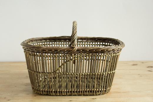 Open Weave Basket (S)