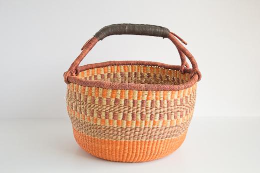ガーナ ボルガ・バスケット L