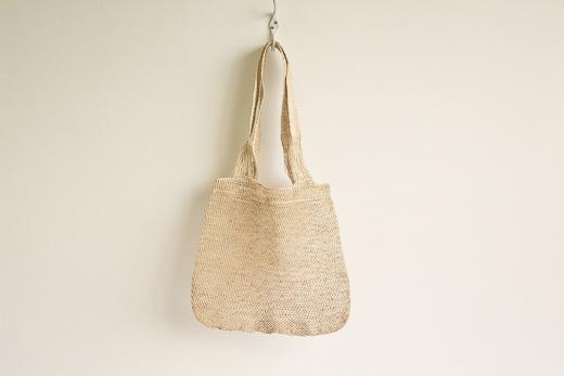ラオス カム族 葛のバッグ