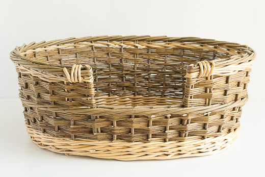 フランス Dog basket(L)