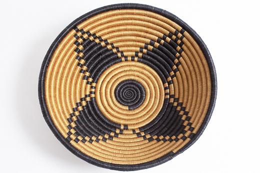 ルワンダ バスケット inyenyeri -星-
