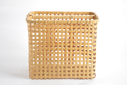 マガジンかご|四国の竹細工
