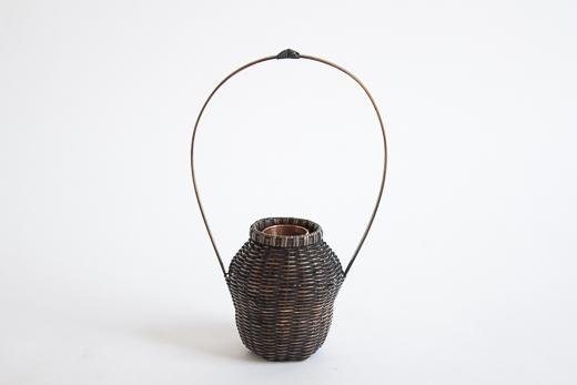 吉田佳道 小の籠 (手付)