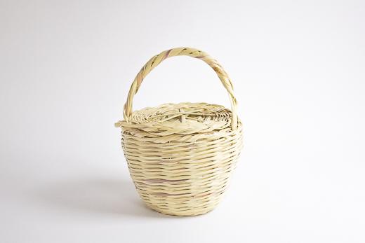 ポルトガル Cane Basket (S)
