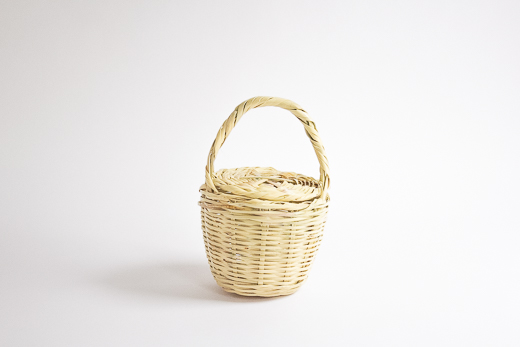 ポルトガル Cane Basket (ミニ)