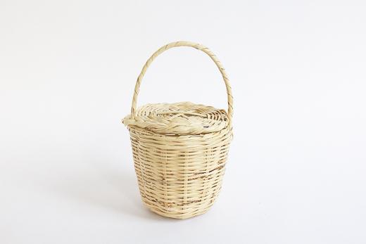 ポルトガル Cane Basket (XS)