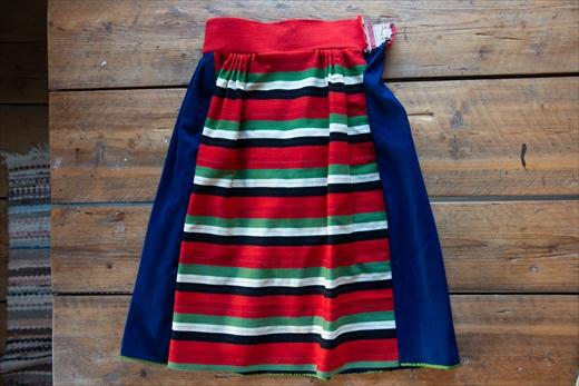 民族衣装スカート