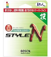 テーパーライン STYLE N(スタイル エヌ)