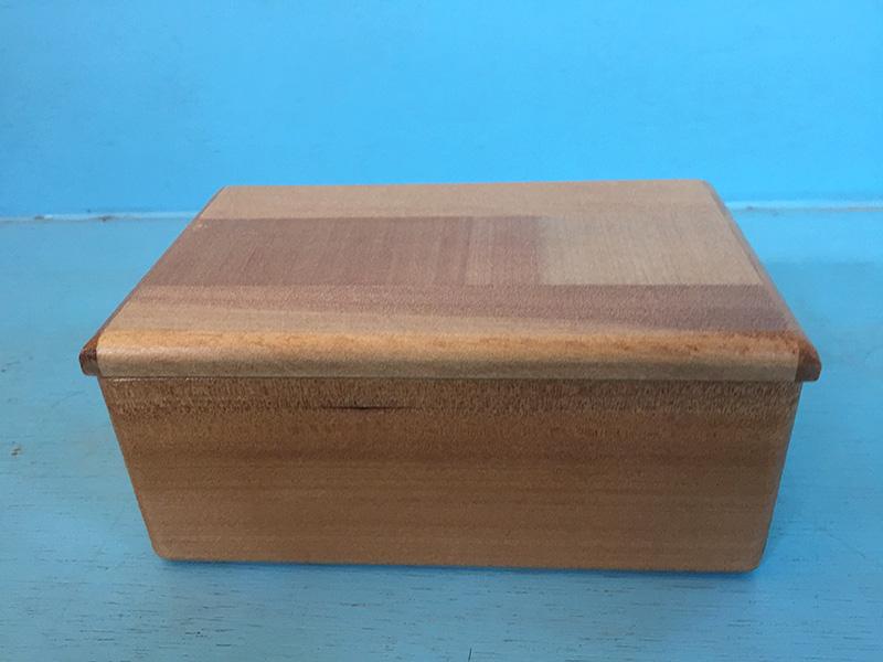 木製1室大容量エサ箱