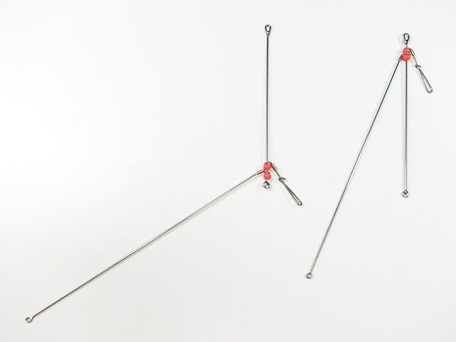 爆釣天秤2ロング(シンカー着脱式)