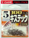 キステック 100本入/イブシ茶