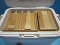 フィクセル9Lクーラー用エサ箱セット55S