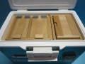 ダイワ8Lクーラー用エサ箱セット55S