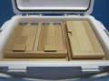 ダイワ10Lクーラー用エサ箱セット45S