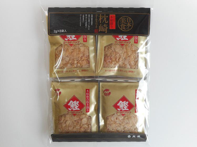 枕崎産かつおぶし(本枯節)ゴールドパック【0.1kg】