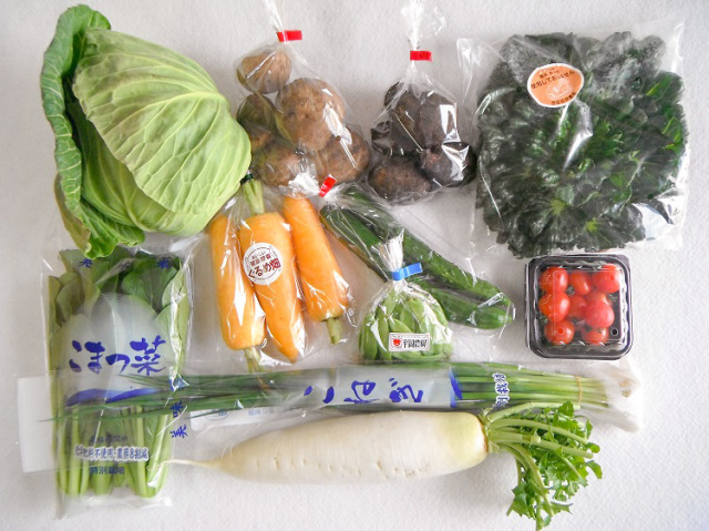 九州野菜セット【5.5kg】