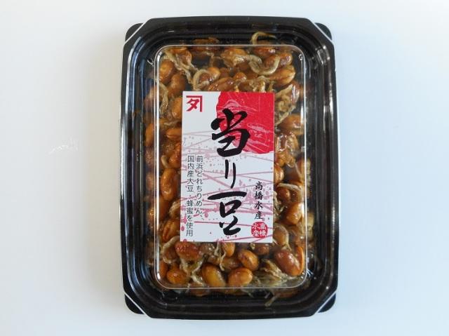 当り豆(ちりめんと大豆のおつまみ)【0.1kg】