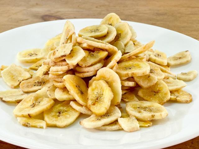 塩バナナチップス 150g【0.2g】