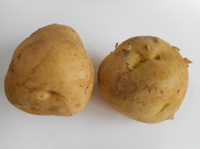 九州産じゃが芋(市場野菜) 800g~【1kg】