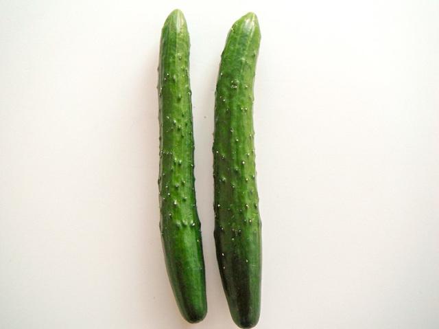 サンフィールズのみずみずしい減農薬きゅうり【0.3kg】
