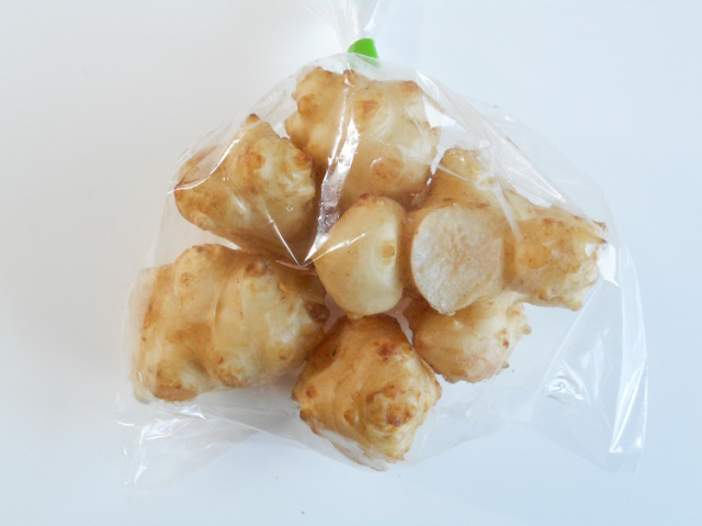 鹿児島県産・農薬不使用の菊芋【0.3kg】