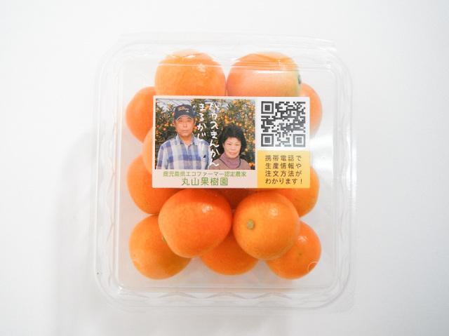 まるかじり金柑300g【0.4kg】