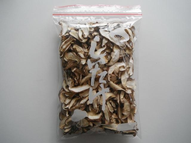 乾燥しいたけスライス(菌床栽培)【0.1kg】