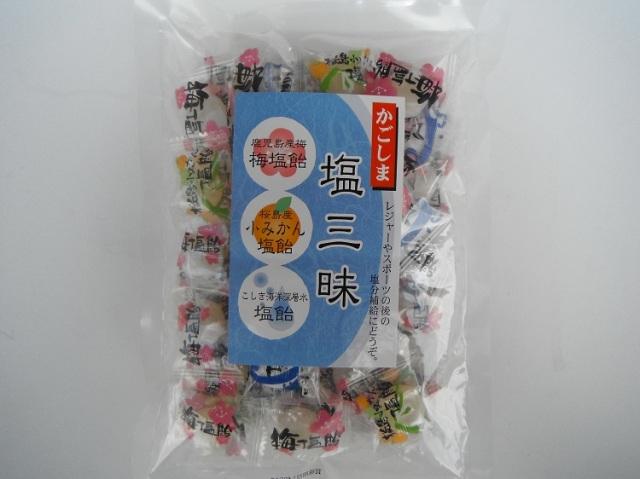 塩飴バラエティ「塩三昧」 150g【0.2kg】