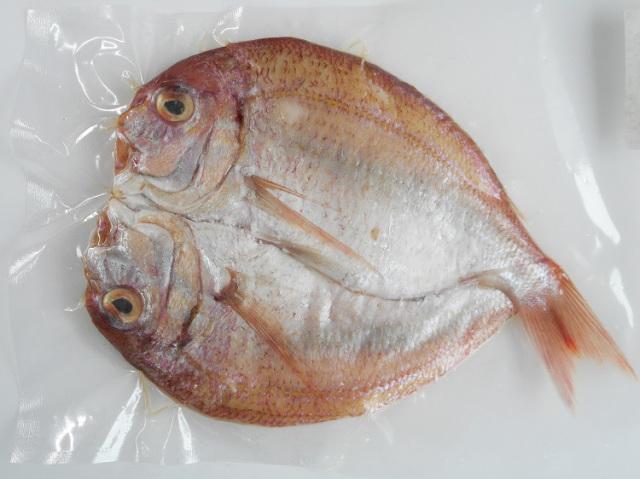 タイの干物(一夜干し)小サイズ【0.2kg】