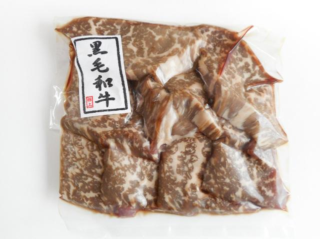 鹿児島産黒毛和牛 焼肉用モモ肉【0.2kg】