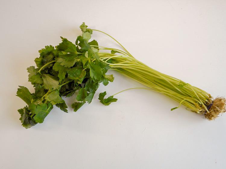 【9月21日24日出荷不可】九州産みつば(市場野菜) 60g【0.1kg】