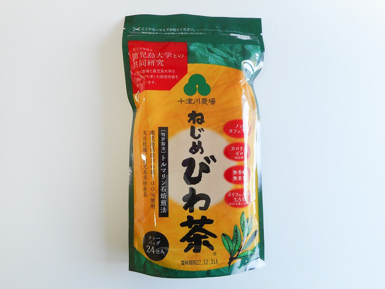 ねじめびわ茶 24包入【0.1kg】