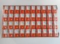 九州産 ジューシーみかん100%ジュース(濃縮還元)125ml 1ケース(40本入り)【6.2kg】