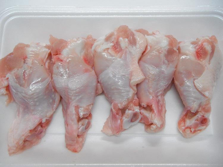 鹿児島産鶏『南国元気鶏』 手羽元5本【0.3kg】