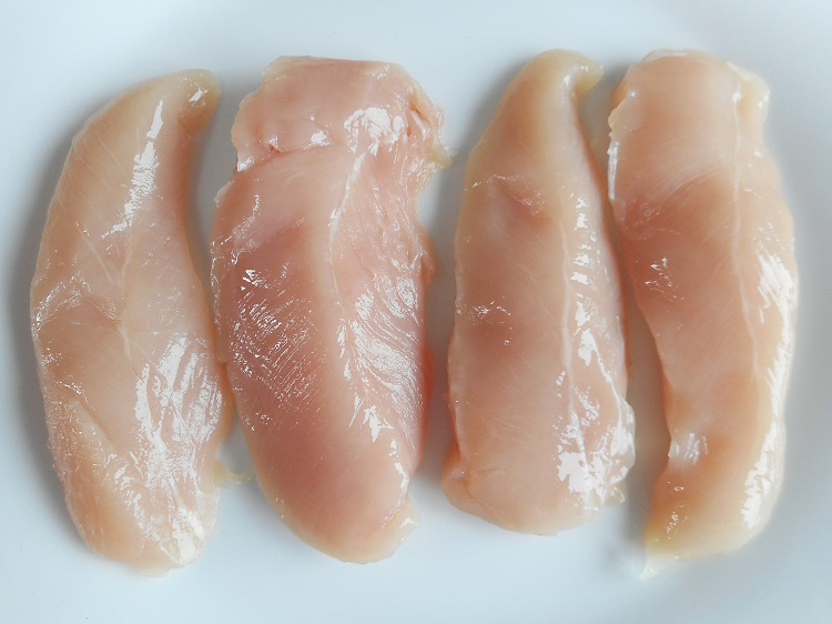鹿児島産鶏『南国元気鶏』 ササミ【0.2kg】