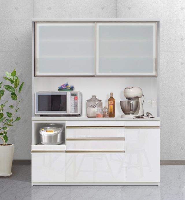 ESCOAT(エスコート)キッチンボード(幅160cm×奥行47cm×高さ209cm)