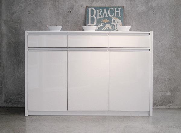 キッチンカウンター(幅118cm×奥行35cm×高さ80cm)