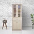 食器棚 [キャミー] 60cm幅  = ナチュラルテイストのおしゃれな食器棚