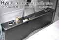 [ハイアットDX]200系ハイエース標準S-GL・1〜4型用リアシートテーブル(デラックスタイプ)