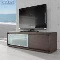 コーナーテレビ台 [ コドウ ]  120cm ダーク = 47V型液晶テレビ対応・Wii 収納可・コーナー&壁面にフィット!