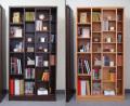 SRスライド書棚 = 89cm幅 1slide [国産・完成家具][送料無料]