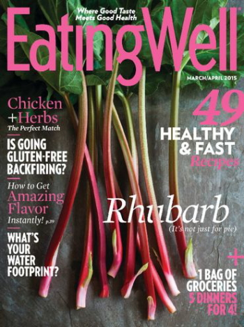 Eating Well 洋雑誌