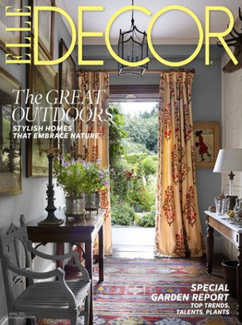 ELLE DECOR US EDITION エルデコ