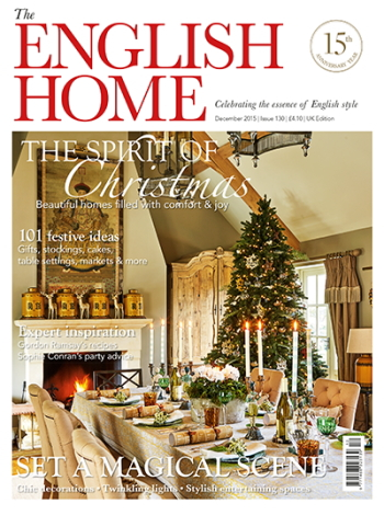 The English Home 洋雑誌