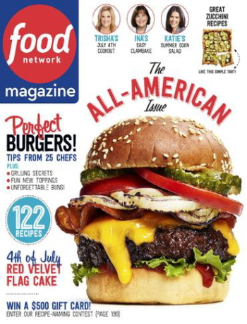 FOOD NETWORK MAGAZINE 定期購読