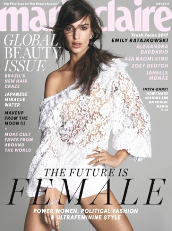 MARIE CLAIRE US 定期購読 【1冊あたり わずか 748円】 送料込