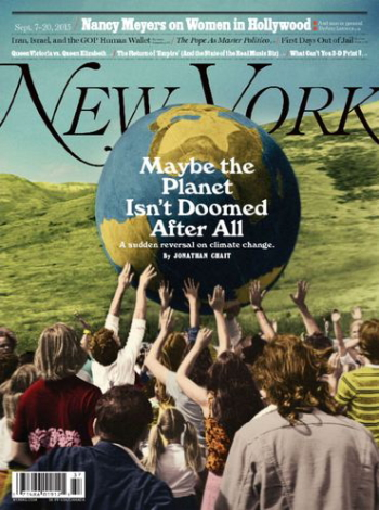 New York Magazine 海外雑誌