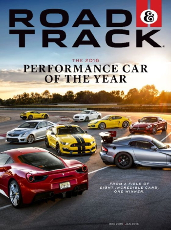 ROAD & TRACK 年間購読