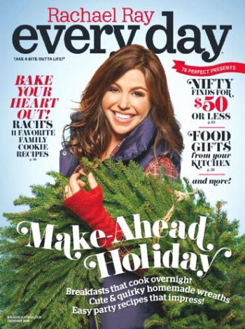 RACHAEL RAY EVERY DAY 海外レシピ